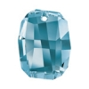 Swarovski Pendant 6685 Graphic 28mm Denim Blue